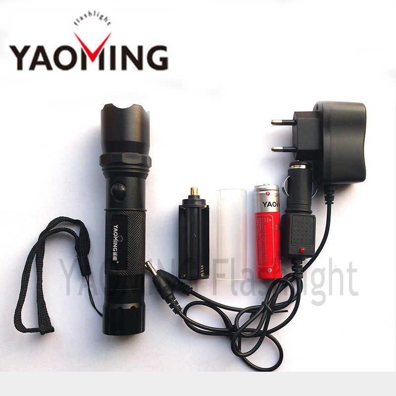Promotion led flashlight super bright CREE Q5 2300 LM 3 modes cree led lamp torch linternas rechargeable tactical lanterna light zk94 promotion linternas cree q5 lanterna tatica de led 2000lm bright black mini penlight zoomable in