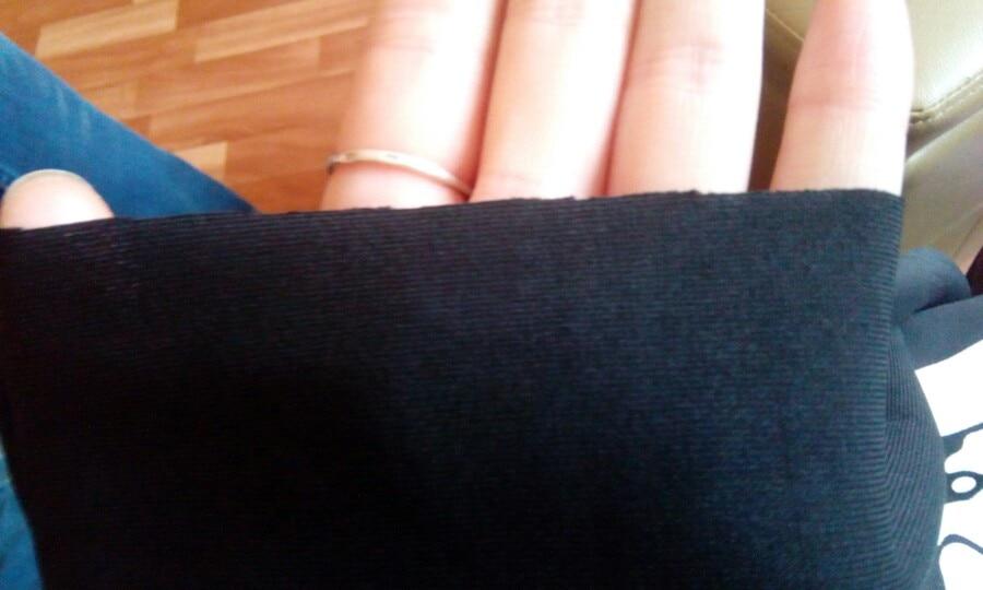 платье отличное, качество норм, рукава отрезанны,без швов,рисунок четкий,по размеру все.минус- не приталено, из-за большой груди низ платья спереди идет сплошным от груди. пришло за две недели В целом довольна. хорошая покупка.