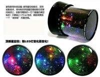бесплатная доставка новый из светодиодов звезда проектор лампы Devil из светодиодов звезды мастер свет звезды прекрасная ночь