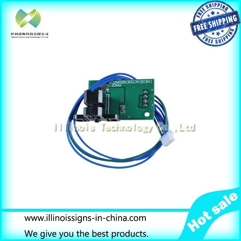 Roland RS-540/RS-640/VP-540/VP-300/SP-540I/SP-300I Linear Encoder Sensor feed motor board for roland rs 640