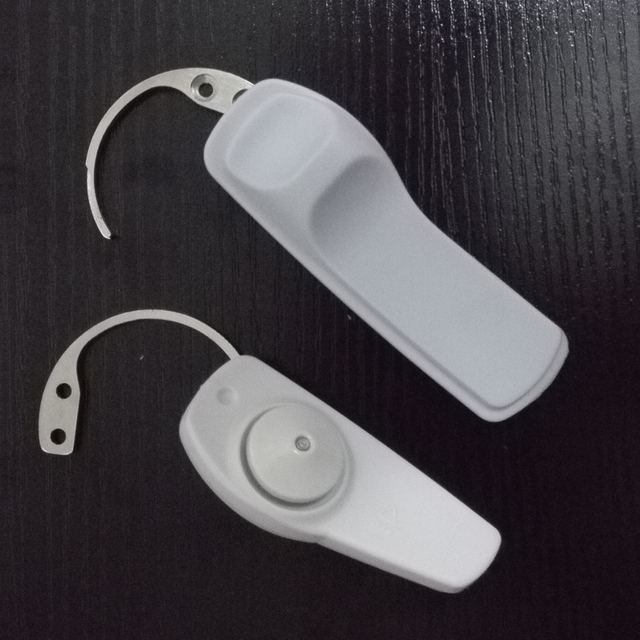 Clothing anti theft tag remover mini eas hook detacher at wholesale price 3pcs free shipping
