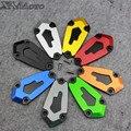 Depósito de Líquido de Frenos de la motocicleta Tapa de La Cubierta Fit Para KAWASAKI Z750 Z1000 ZG1400 GTR1400 8 colores