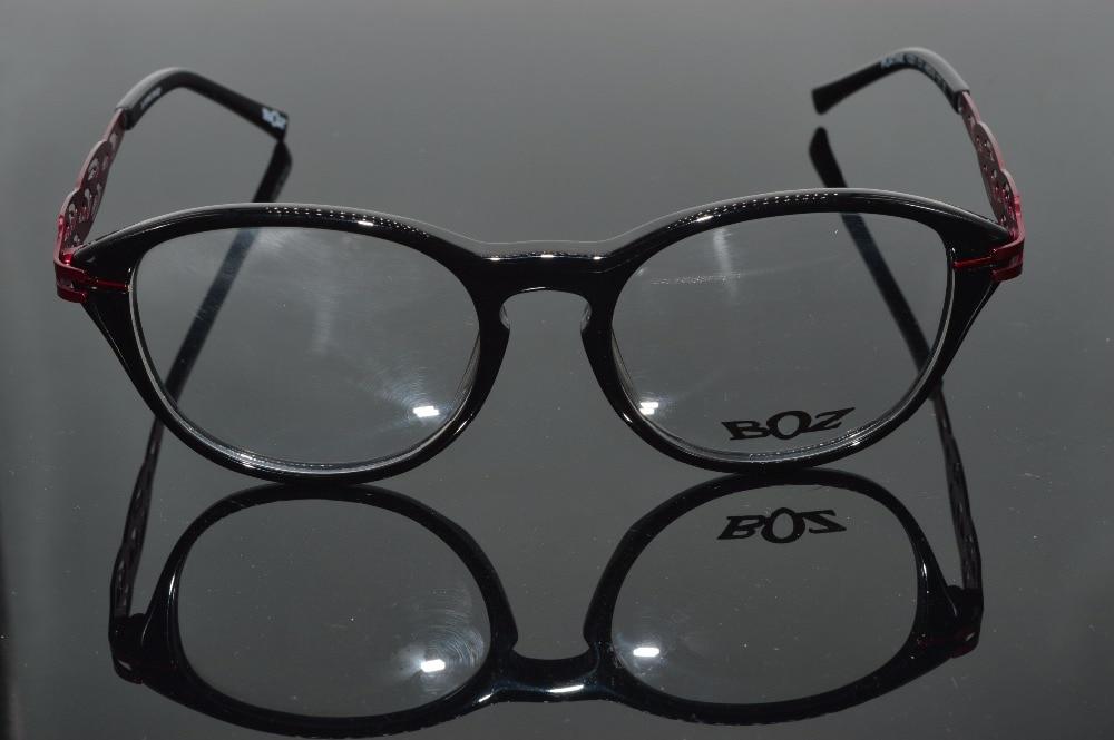 Dama de la moda marcos De anteojos de Diseñador Por Encargo ...