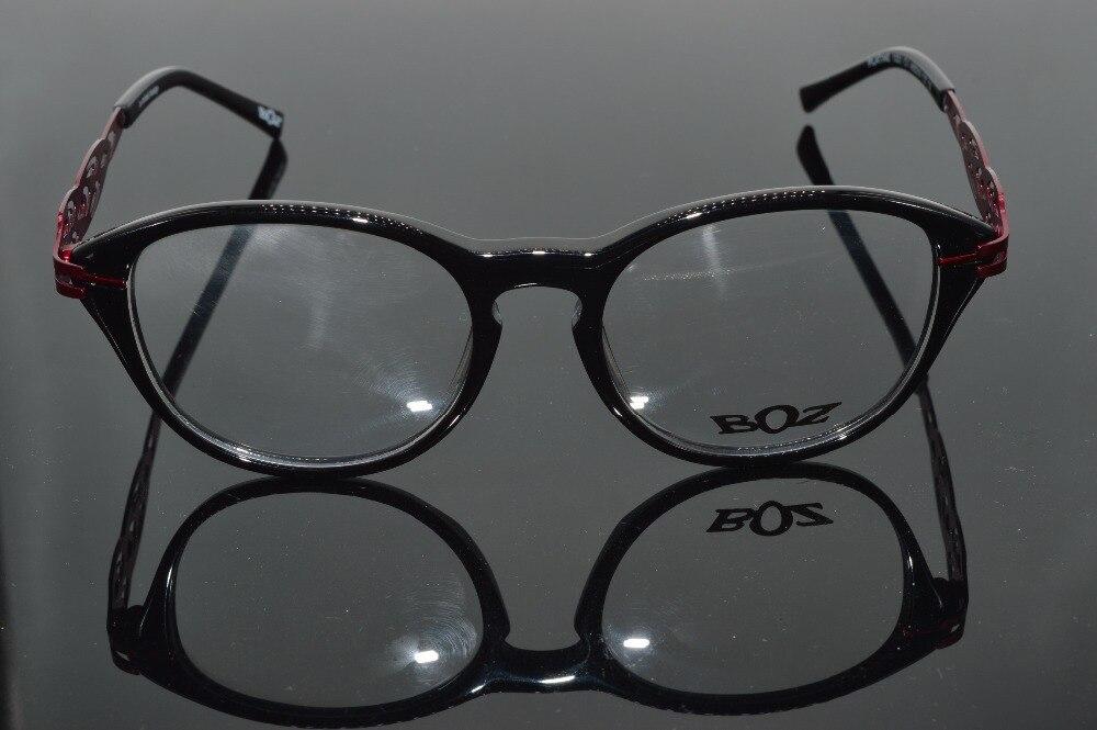 fashion ladies designer eyeglass frames custom made prescription lens myopia glasses reading glasses photochrmic 1