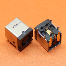 цены 10 pcs free shipping NEW DC Jack For DELL Latitude D600 D610 D620 D630 D630N D631 D631N D800 D820 D830 D830N DC Power Jack