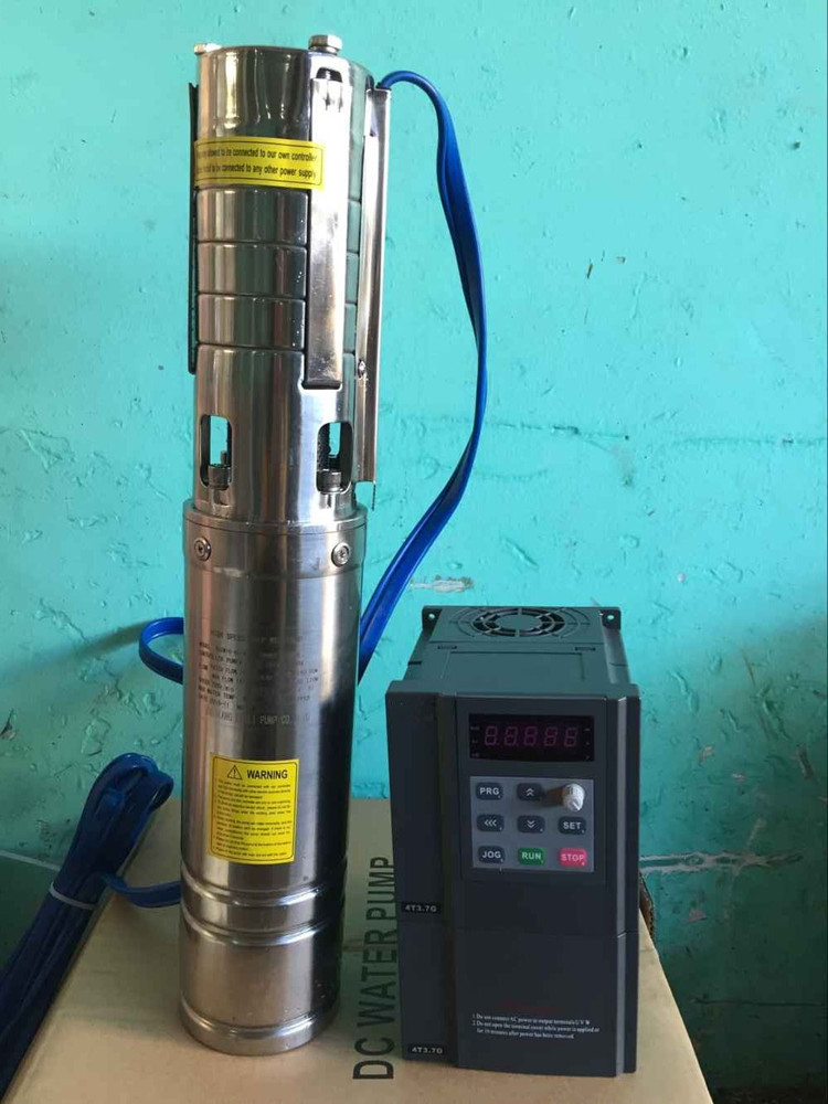 portable solar pump reorder rate up to 80% solar water pump inverter