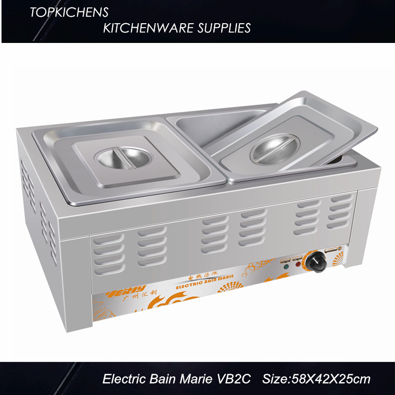 Electric Bain Marie,Food warmer BM2C