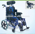 Aluminium Cerebral Palsy Wheelchair/Reclining/Disabled Wheelchair for children,cerebral palsy chair(CE&FDA&ISO&TUV certifi)