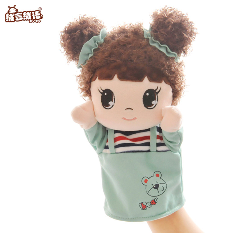 RYRY-26CM-Children-Doll-Hand-Puppet-Toys-Classic-Children-Figure-Toys-Kids-Doll-for-Gifts-Cartoon-Soft-Plush-Collection-4