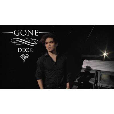 2016 Gone Deck By Shin Lim-magic