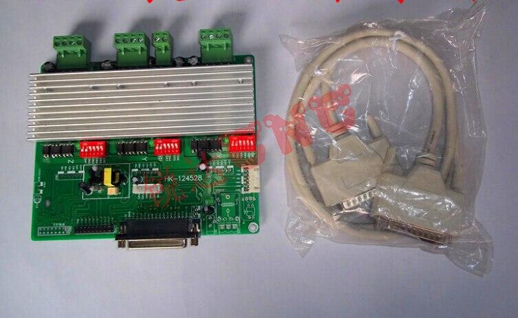 Tb6560 carte de contrôle cnc gravure interface machine conseil MACH3 accessoires triaxial axe axe plaque d'entraînement