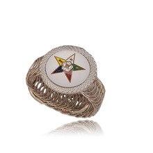 Joyas Pulsera personalizada para La Orden de la Estrella de Oriente primavera estilo abierto Joyería del brazalete del brazalete