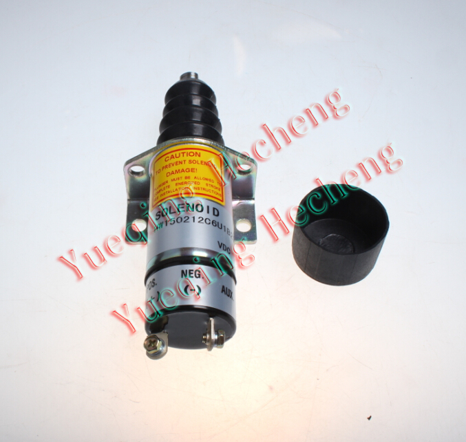 Diesel Shut Down Solenoid 1500-2047 1502ES-12C6U1B2S1 Free shipping 1502 12c7u2b1s1 for solenoid 1500 2002 12v 1502 free shipping