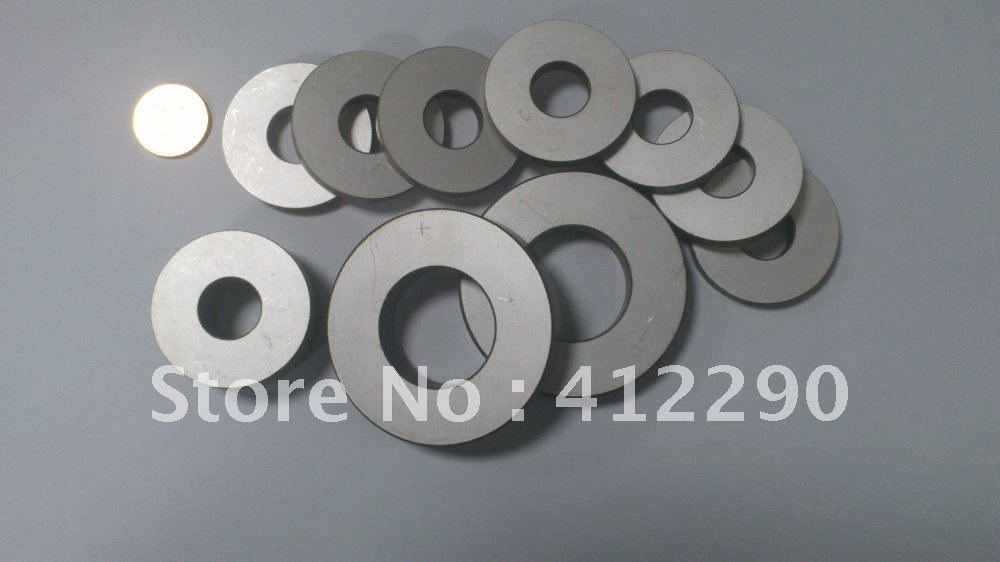 Кольцо пьезоэлектрической керамики для очистки и сварки