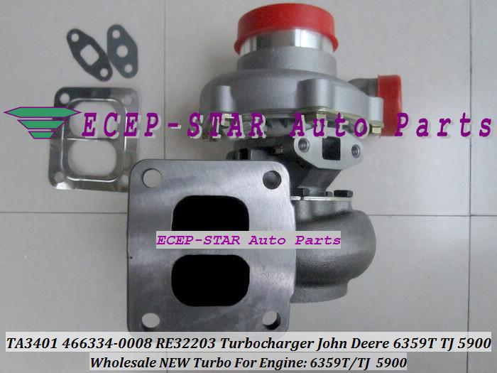 TA3401 466334 466334-0008 RE32203 Turbo turine turbocharger Fit For John Deere 6359T TJ 5900 (1).JPG