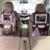 Práctico Car Auto Asiento Del Coche Bolsa De Almacenamiento Multi-Bolsillo del Almacenaje del Recorrido Bolso de la Suspensión Titular de Nuevo Organizador Del Asiento de Coche Asiento Trasero artículos diversos