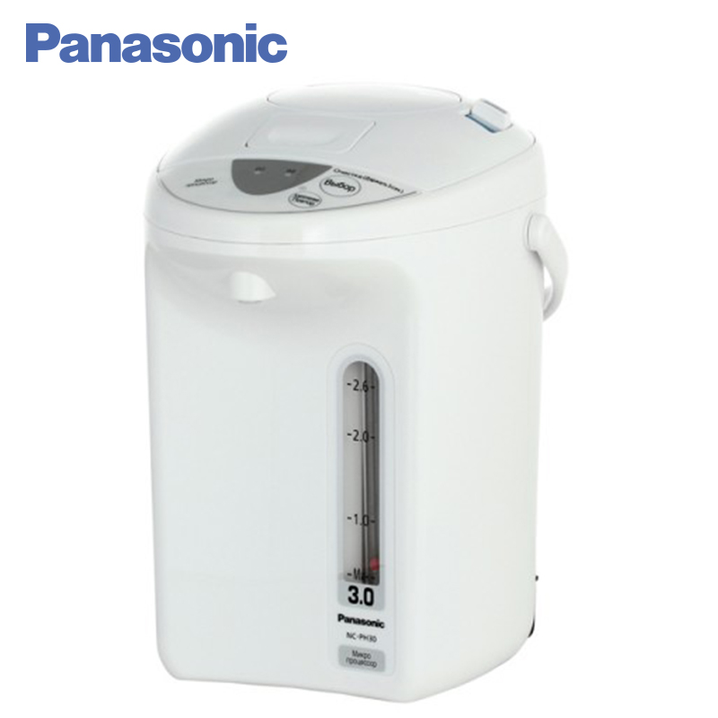 Panasonic NC-PH30ZTW Electric Air Pots thermo electric thermos insulation kettle temperature control hotter hx 010 blue electric kettle folding constant temperature control electric water kettle 0 8l thermal insulation teapot