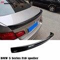 AC Style F10 carbon fiber trunk spoiler car wing for 2010 - 2016 BMW 5 Series F10 M5 518d 520i 525d 528i 530i 530d 535i 550i