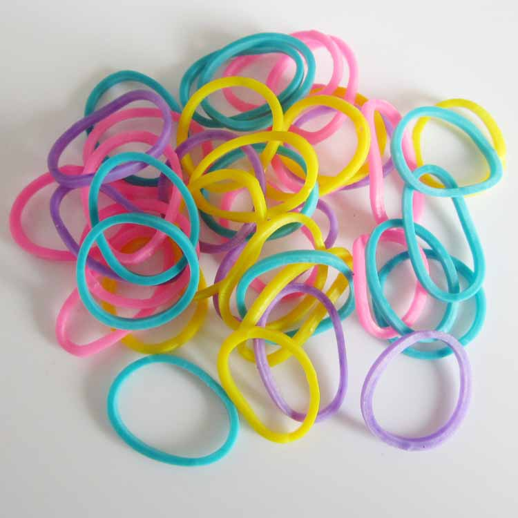 400PCS/lot children scrunchy girls hair bands Small baby rubber band headwear multicolor disposable rubber band hair accessories 50 pcs lot 3cm candy colour basic rubber band children kids elastic hair band baby girls hair rope accessories