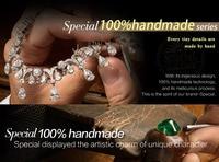 специальный ожерелья горячие бесплатная доставка моде дизайн отличительной ручной работы классический старинные жемчужные украшения вечный xll4a10