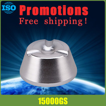 1pcs clothing alarm system magnetic security tag detacher eas hard tag removal 15000GS free shipping