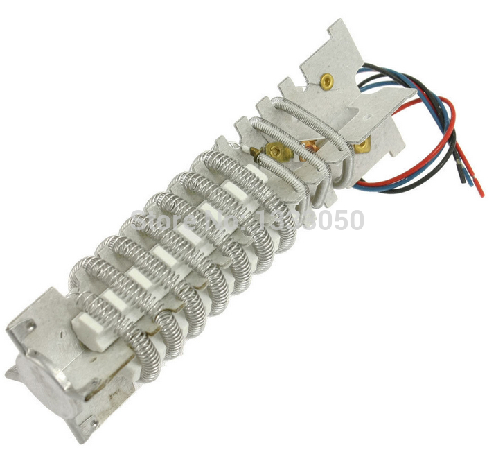 Free Shipping 220-230V 1600W Mica Heater Heating Element Core for Hot Air Rework Gun