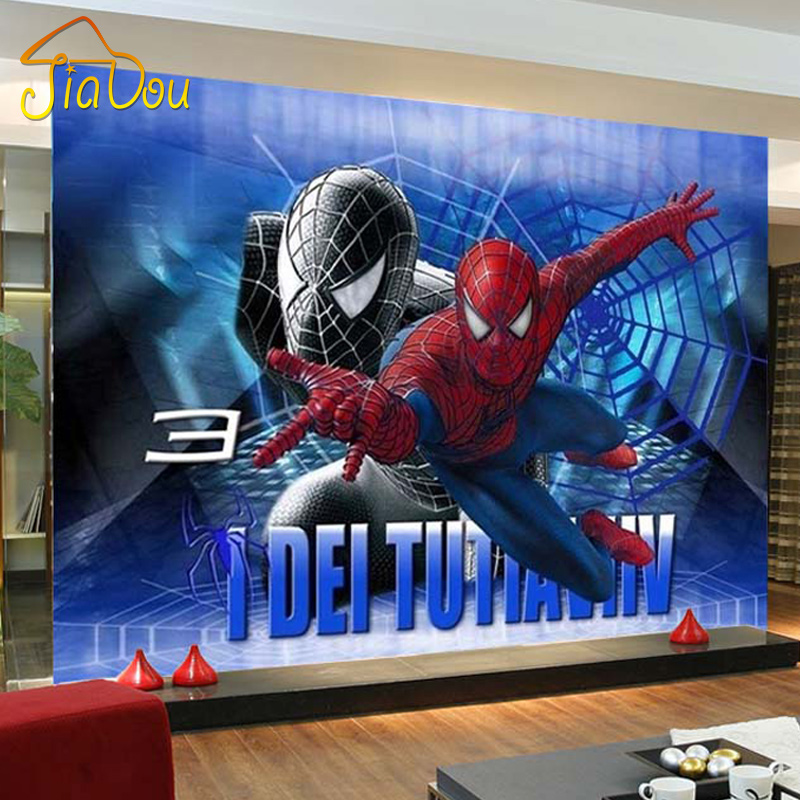 Online buy wholesale movie wall murals from china movie for Chinese movie mural