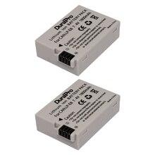 2 x DuraPro 1800 mAH Batería Para Canon LP-E8 LPE8 EOS 550D 600D 650D 700D Cámara Digital Cargador de Baterías Recargables batería