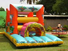 inflatable sports PVC inflatable jumping house bounce house with high quality