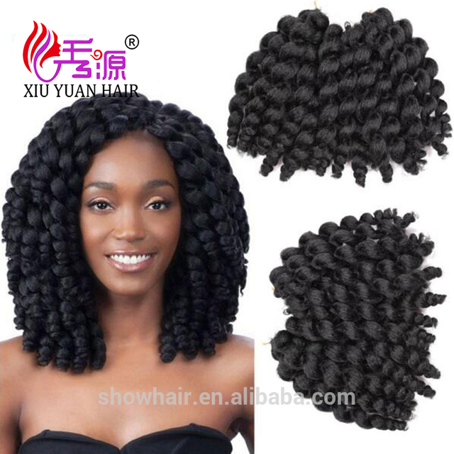 2017 New Star Bounce Crochet Hair Wand Curls Twist Freetress Crochet