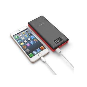 Image 2 - Orijinal Pineng güç bankası 20000mAh PN969 harici pil paketi güç banka 5V 2.1A için çift USB çıkışı Android telefonlar tablet