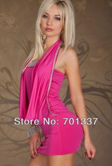 2 цвета, сексуальное нижнее белье, мини-платье для вечеринок Одежда танцевальное платье для вечеринки вечернее платье M085