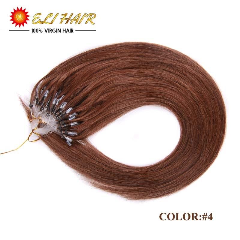 Human font b Hair b font Micro Loop Ring font b Hair b font Extensions 50g