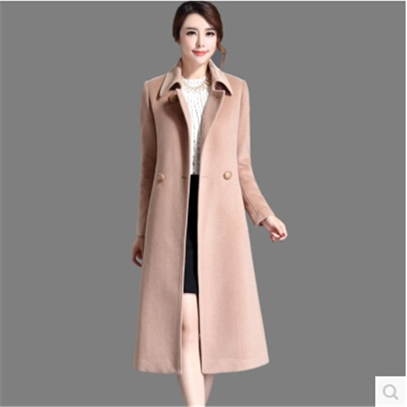 Popular Cashmere Coat Women-Buy Cheap Cashmere Coat Women lots ...