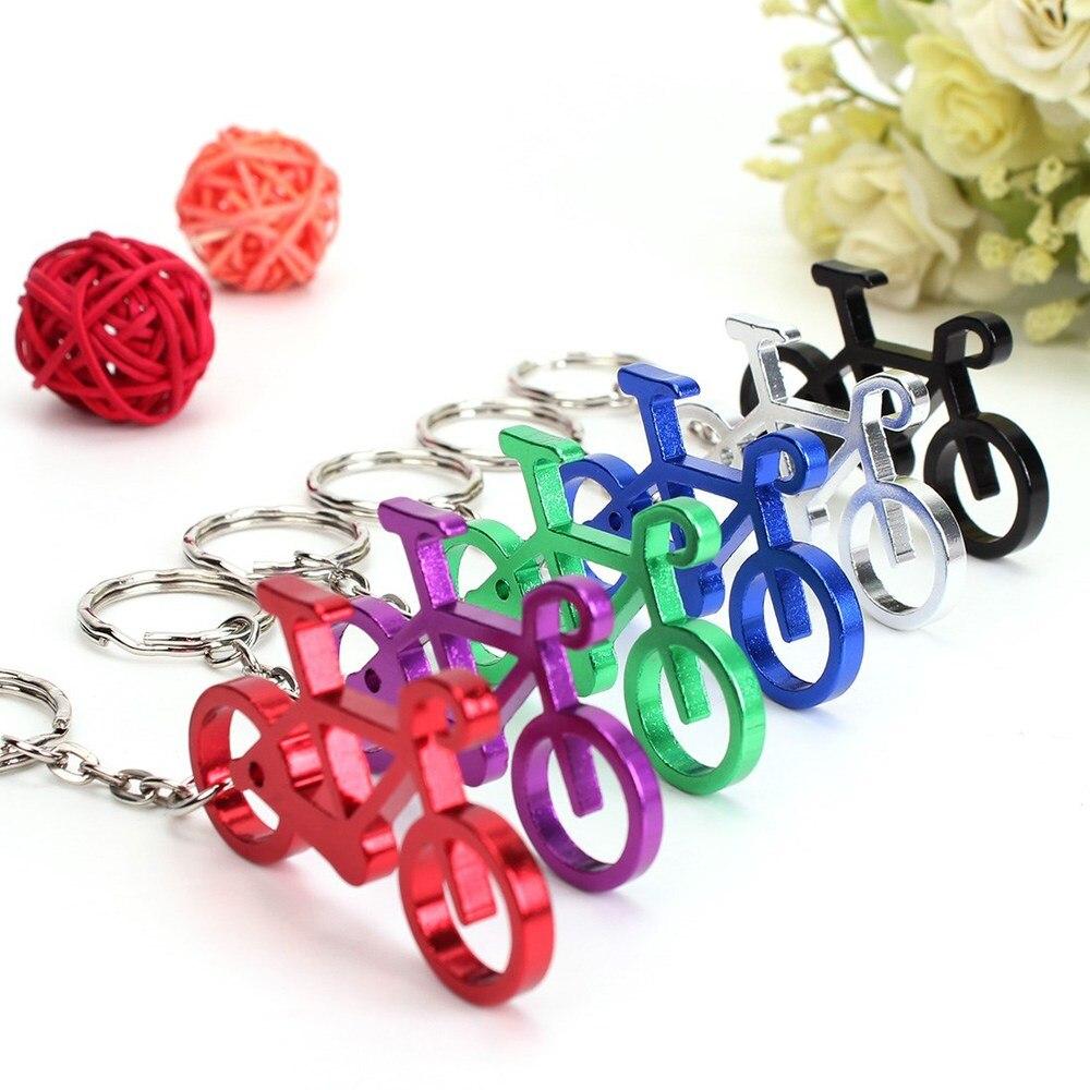 240 قطع الجدة الدراجة دراجة المفاتيح كيرينغ زجاجة النبيذ البيرة فتاحة أداة 6 ألوان-في فتّاحات من المنزل والحديقة على  مجموعة 1