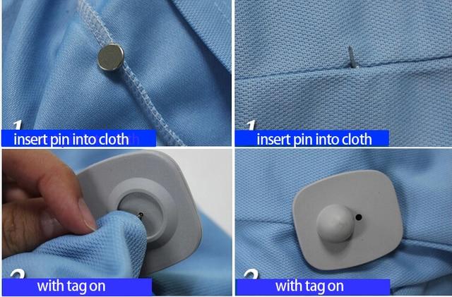 standard eas magnetic detacher for clothing store security system 15000GS x10 PCS