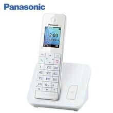 Panasonic KX-TGH210RUW DECT телефон, Голосовой АОН, Телефонный справочник на 200 записей, Функция