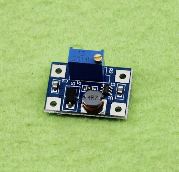 large current 2A SX1308 DC-DC adjustable step up module 10pcs/lot