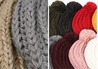 шляпы и шапки skullies в и шапки осень и зима новый корейский конфеты мяч шерсть шляпа / кепка ананас / вязаная шапка / ручной работы