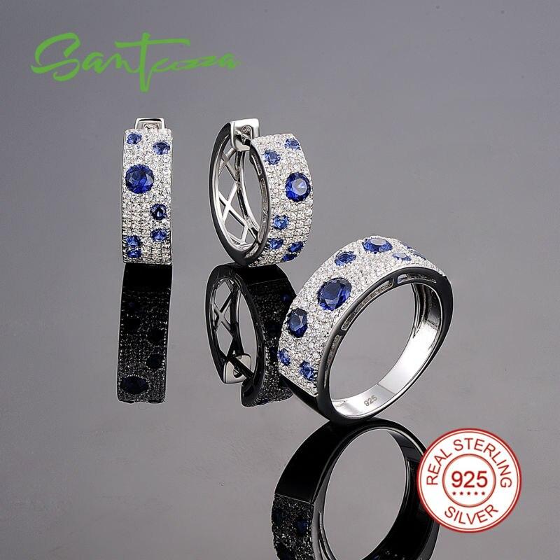Jewelry Set-306887BLNZSL925-SV1