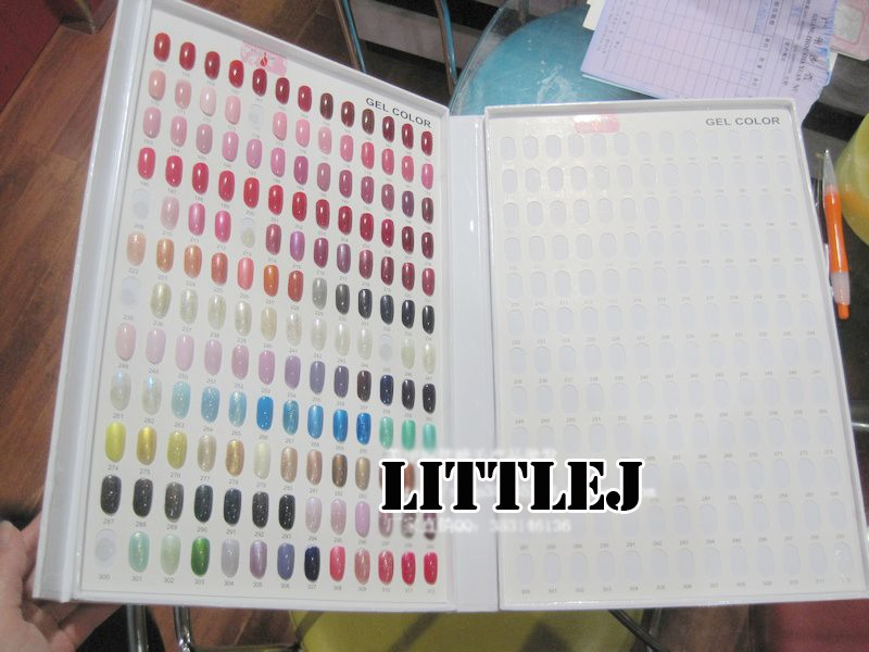 How to display nail art gallery nail art and nail design ideas 308 colors nail gel polish display book chart luxury nail art 9 prinsesfo gallery prinsesfo Image collections