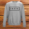 TRXYE Jumper Premium Tumblr Moda carta Camisola Hoodies Homens Troye Sivan Outerwear Pullover Agasalho Quente Comfy W-F50079