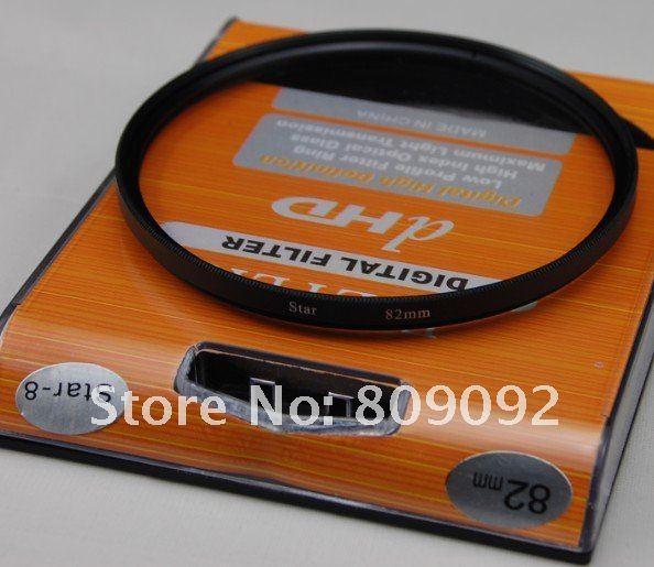 Фильтр объектива камеры GODOX 82 мм 8 точек 8PT