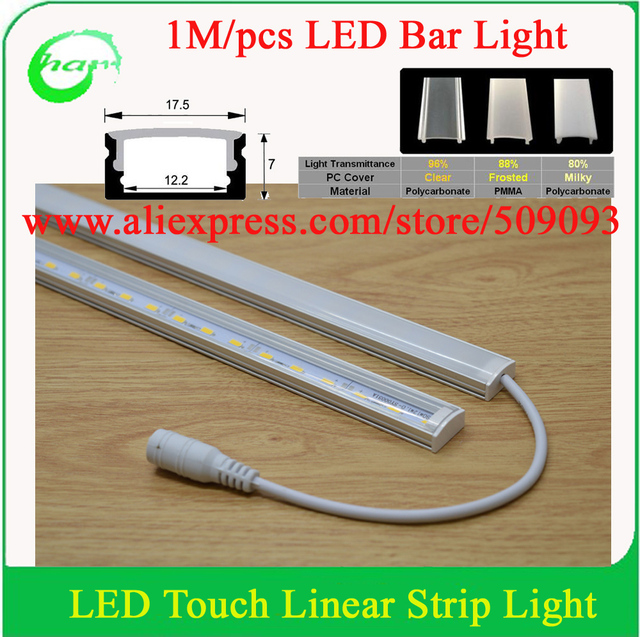Cheap led bar light with touch swith and dimmable swith 1757mm cheap led bar light with touch swith and dimmable swith 1757mm 10pcs warm white mozeypictures Image collections