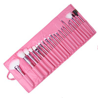 Professional Beauty 22 Pcs Make Up Tools Pincel Maquiagem Superior Soft Cosmetic Makeup Brush Set Kit