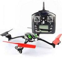 Nuovo arrivo wl V636 2.4 ghz radio control quadcopter 6 assi Gyro 4 canali rc drone 2.4 ghz ufo rc quadcopter con drone Fotocamera