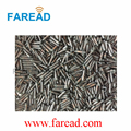 Free shipping Animal RFID chip   1.4*8mm FDX-B ISO11784/5 LF for Pet identification