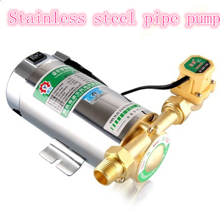 water pump booster pump vertical exported to 58 countries stainless steel pipe pump