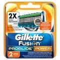 Сменные кассеты для бритья Gillette Fusion ProGlide Power (2 шт.)