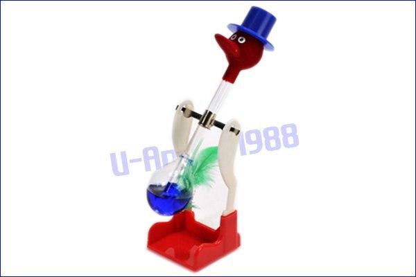 10 шт./лот Питьевая Птица, США ASTM сертификат happy Bird, птица вечного движения, детские образовательные игрушки